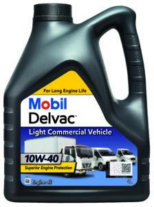 Mobil Delvac Light Commercial Vehicle E 10W40 - opak. 4L