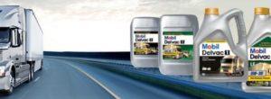 oleje i smary Mobil - do samochodów ciężarowych