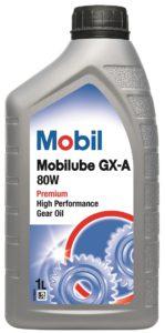 Mobilube GX-A 80W - opak. 1L