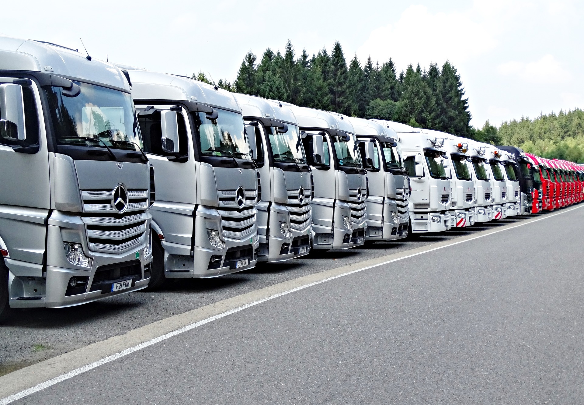 Sptkanie Transportowe w Katowicach, 25.04.2019