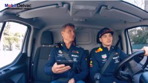 Fierowcy Formuły 1 podejmują wyzwanie