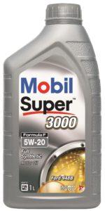 Mobil Super 3000 Formula F 5W20 - opak. 1L