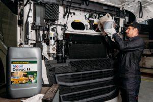 Wpływ oleju Mobil Delvac 1 LE 5W30 na obniżenie zużycia paliwa