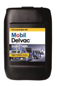 Mobil Delvac Super 1400E 15W40 - opak. 20L