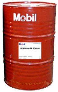 Mobilube GX 80W90, 140