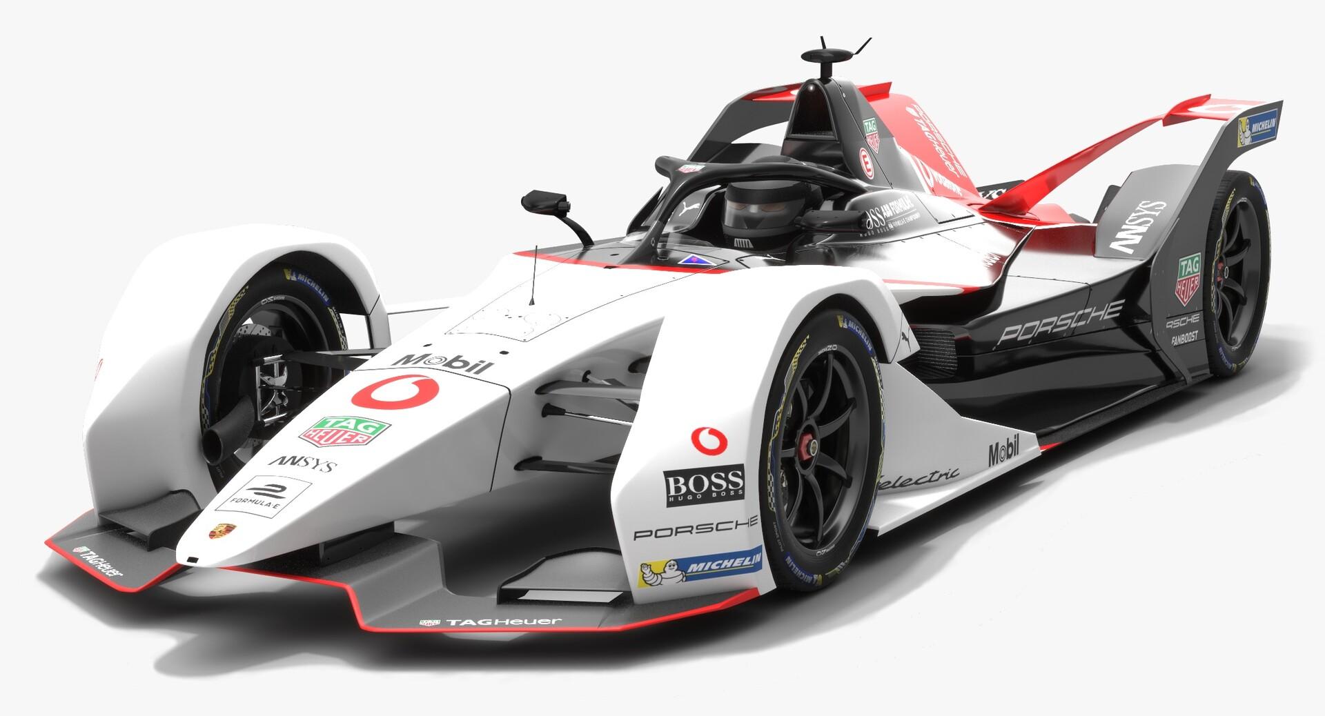 ExxonMobil rozszerza współpracę technologiczną z Porsche o wyścigi Formuła E