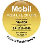 Mobil DTE 20 Ultra seria - Bosch Rexroth