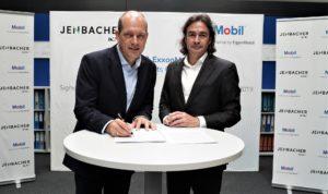 Umowa ExxonMobil i INNIO w zakresie środków smarnych do silników gazowych Jenbacher