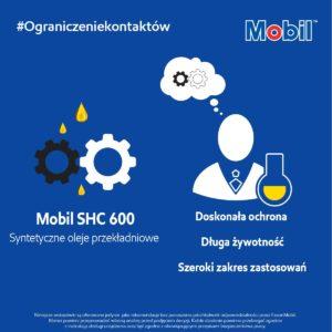 Mobil SHC 600 seria