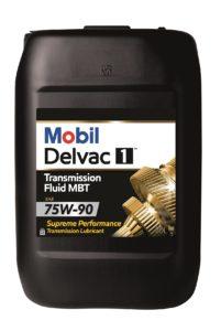 Mobil 1 Delvac Transmission Fluid MBT 75W90