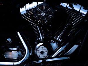 motocykl silnik